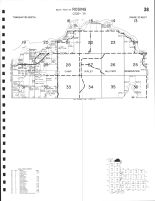 Rosing Township - West, Morrison County 1987